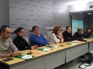 Plena Inclusión periodistas mesa